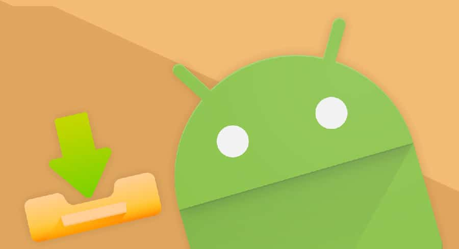 Install an APK file on Android device