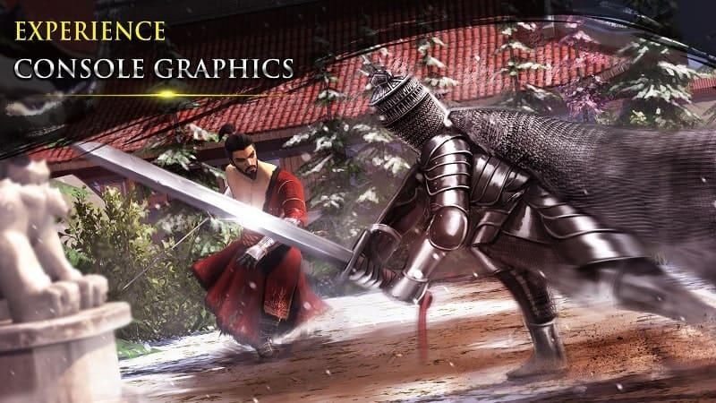 Download Takashi Ninja Warrior - Shadow of Last Samurai Mod Apk for Android