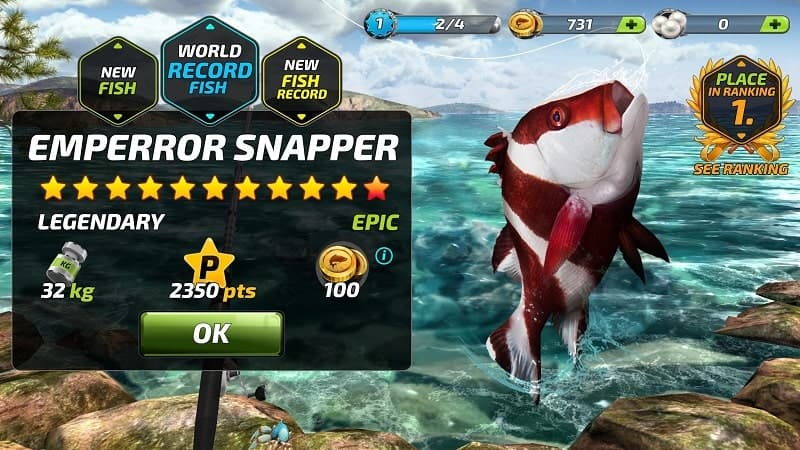 Download Fishing Clash Mod Apk for Android