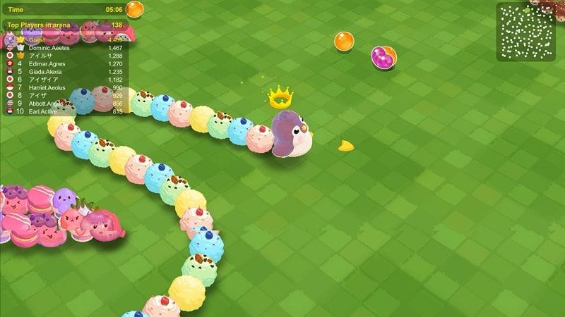 Sweet Crossing Mod Apk