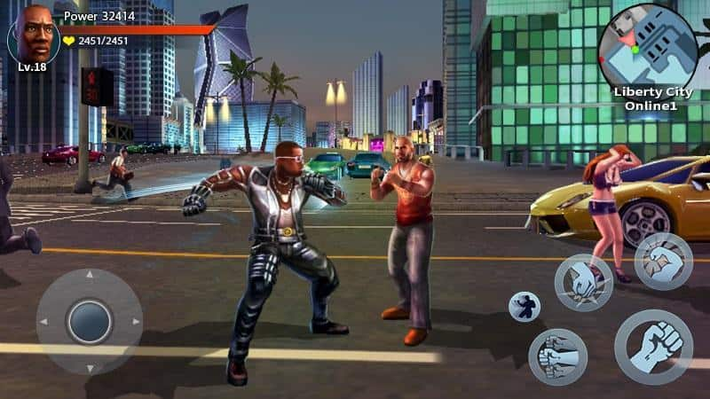 download Auto Gangsters mod apk