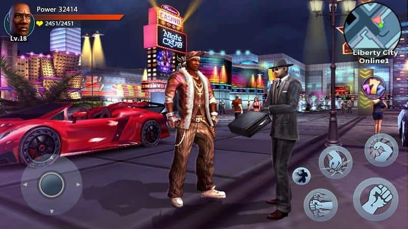 Auto Gangsters for android