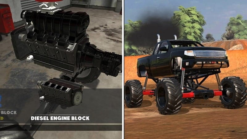 Download Trucks Off Road Mod Apk for Android