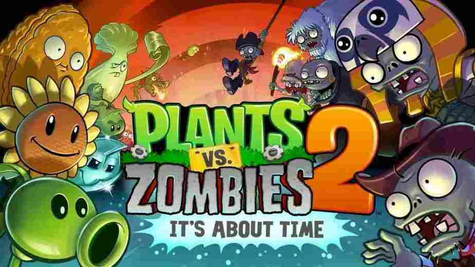 Plants vs Zombies 2 Mod APK alogum