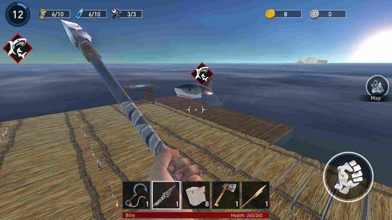 Raft Survival: Ocean Nomad - Simulator