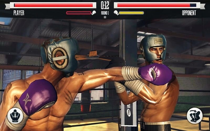 Download Real Boxing Mod Apk for Android
