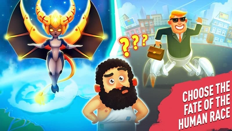 Download Human Evolution Clicker Mod Apk for Android