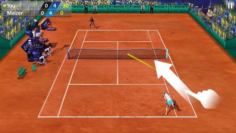 Download 3D Tennis Mod Apk for Android