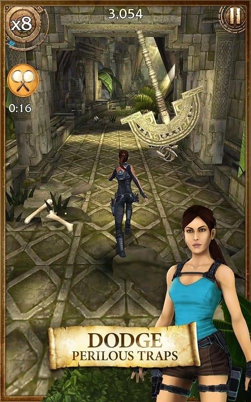 Download Lara Croft: Relic Run Mod Apk for Android
