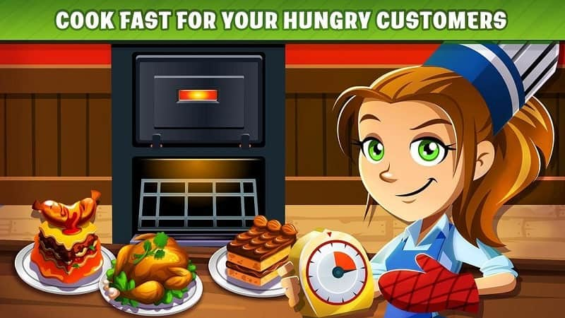 Download Cooking Dash Mod Apk for Android