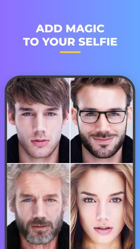 Download FaceApp Pro MOD APK for Android
