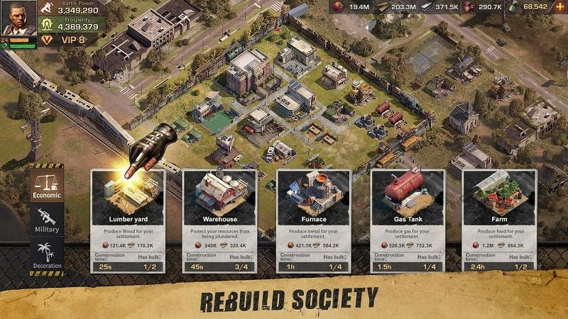 Download State of Survival - Discard Mod Apk for Android