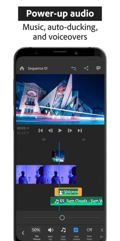Download Adobe Premiere Rush MOD APK for Android