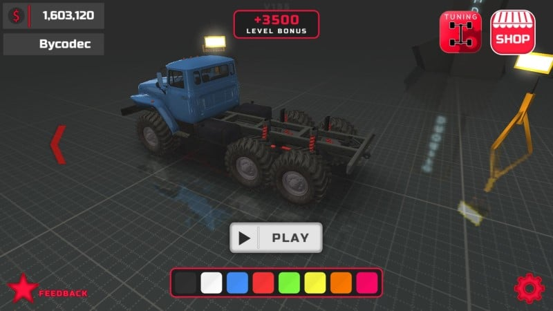 Download [PROJECT:OFFROAD] MOD APK for Android