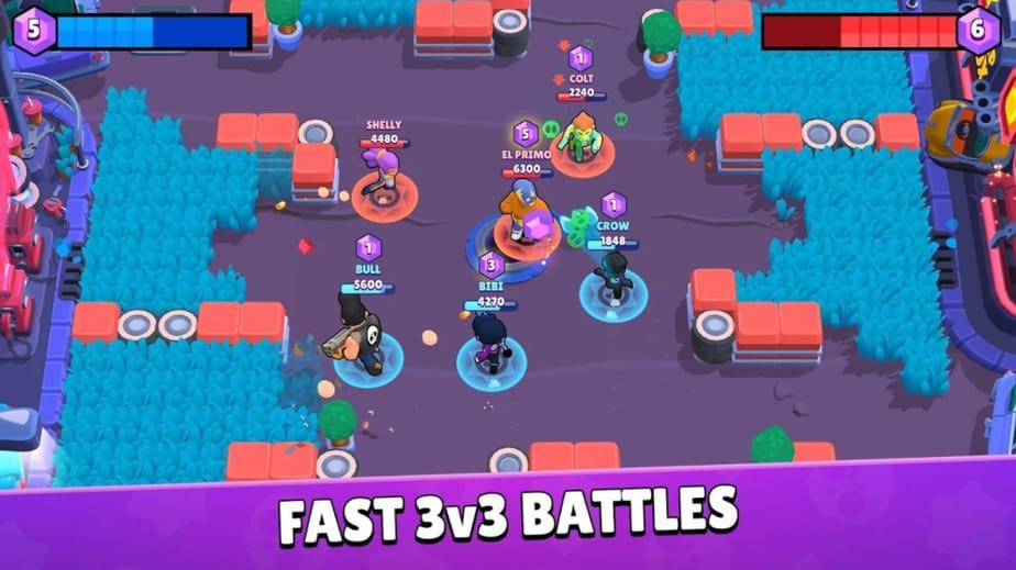 3v3 Battle System