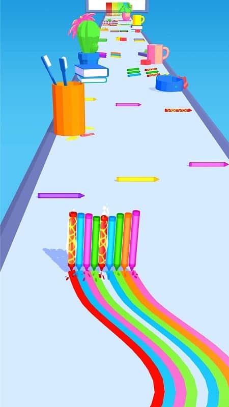 Interactive fun game