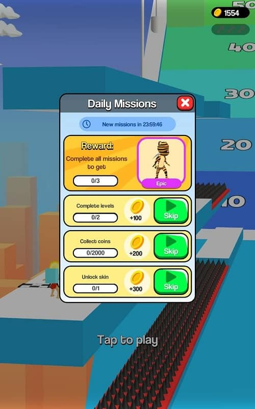 download Freeze Rider mod for android