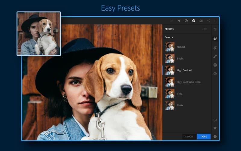 Download Adobe Lightroom CC MOD APK for Android