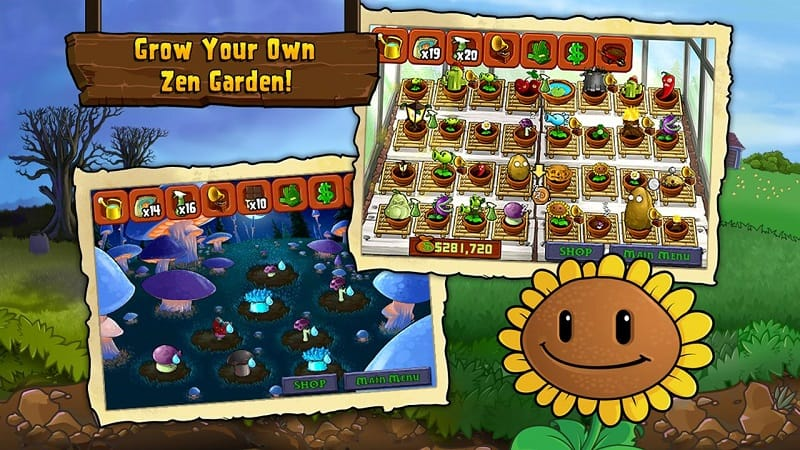 Plants vs. Zombies and thrilling plot