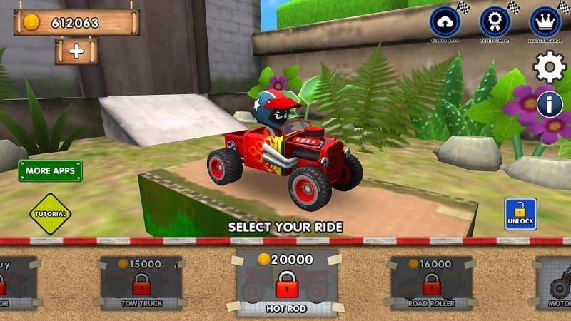 Download Mini Racing Adventures Mod Apk for Android