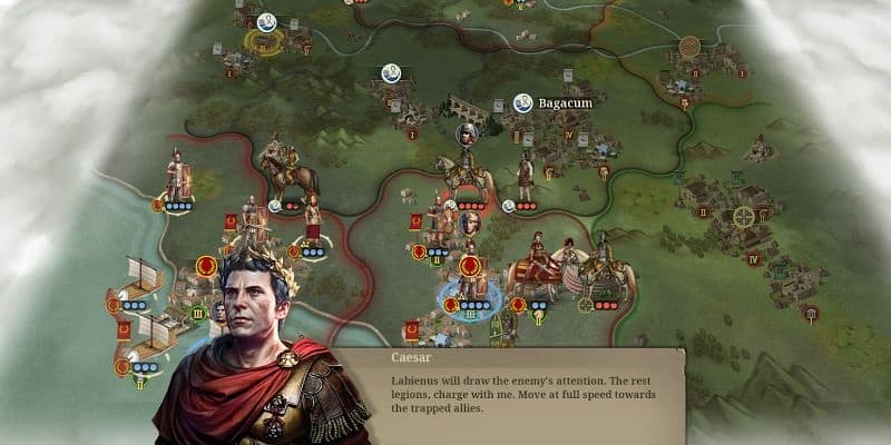 Great Conqueror:Rome - Civilization Strategy Game