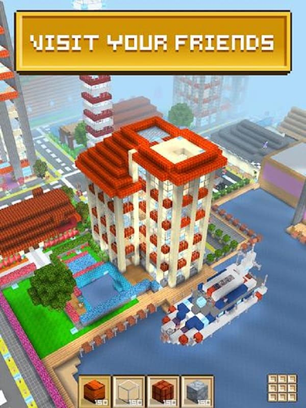 mod version of Block Craft 3D game for android