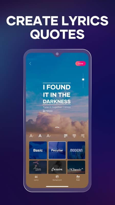 Download Resso MOD APK for Android