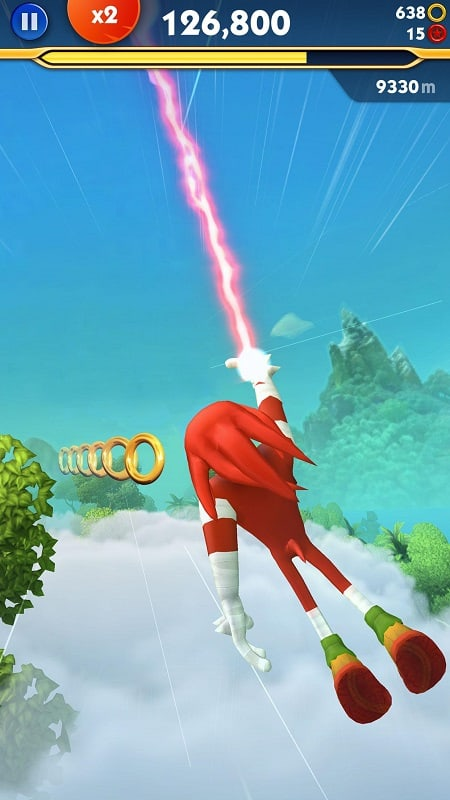 Download Sonic Dash 2 Mod Apk for Android