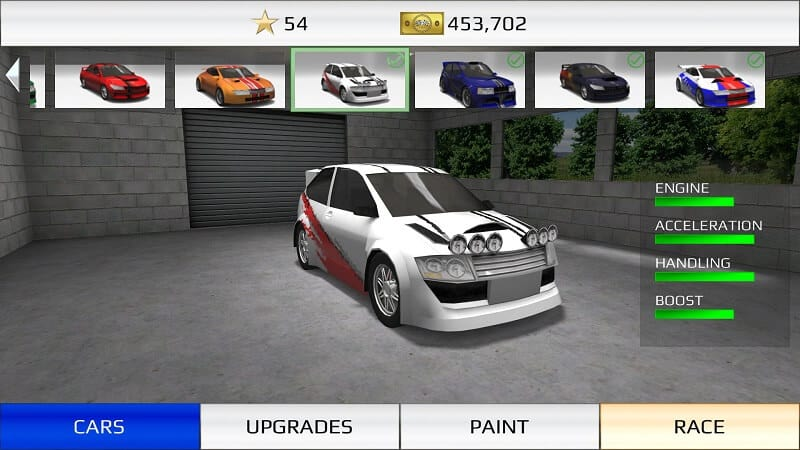 Download Rally Fury MOD APK for Android