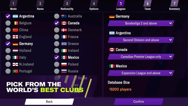Download Football Manager 2021 Mod Apk for Android