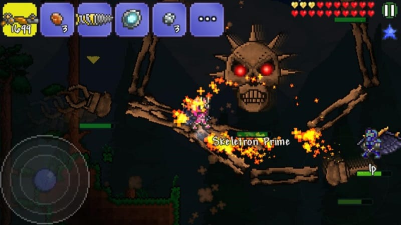 Download Terraria Mod Apk for Android