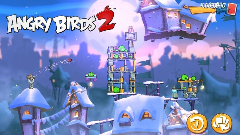 Angry Birds 2 Mod Apk free download for android