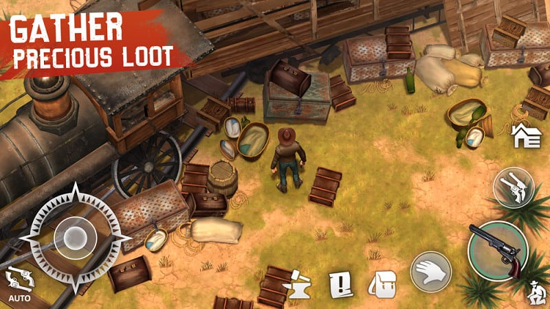 Download Westland Survival Mod Apk for Android